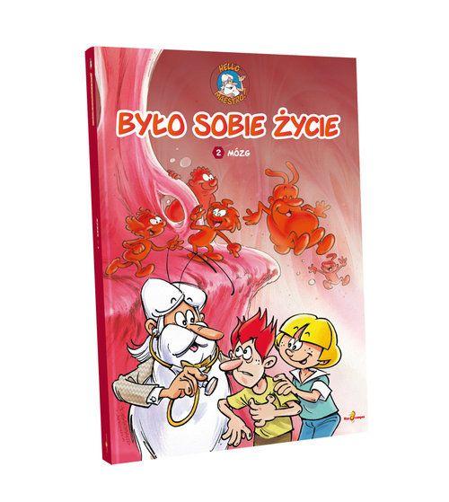 Było sobie życie - Komiks Tom 2 + płyta DVD
