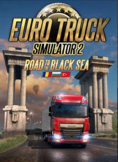 Euro Truck Simulator 2 Road to Black Sea (PC) Klucz Steam