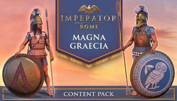 Imperator: Rome - Magna Graecia Content Pack (PC) Steam