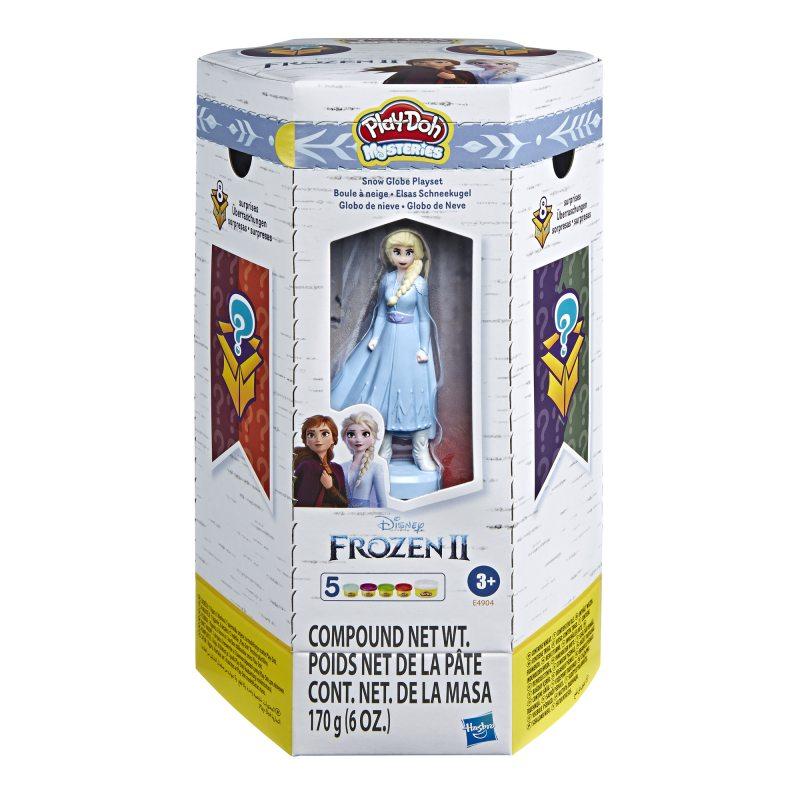 Play-Doh - Zestaw Kreatywny Ciastolina Kraina Lodu Elsa