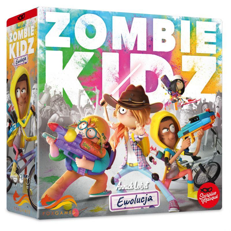 Zombie Kidz: Ewolucja (gra planszowa)