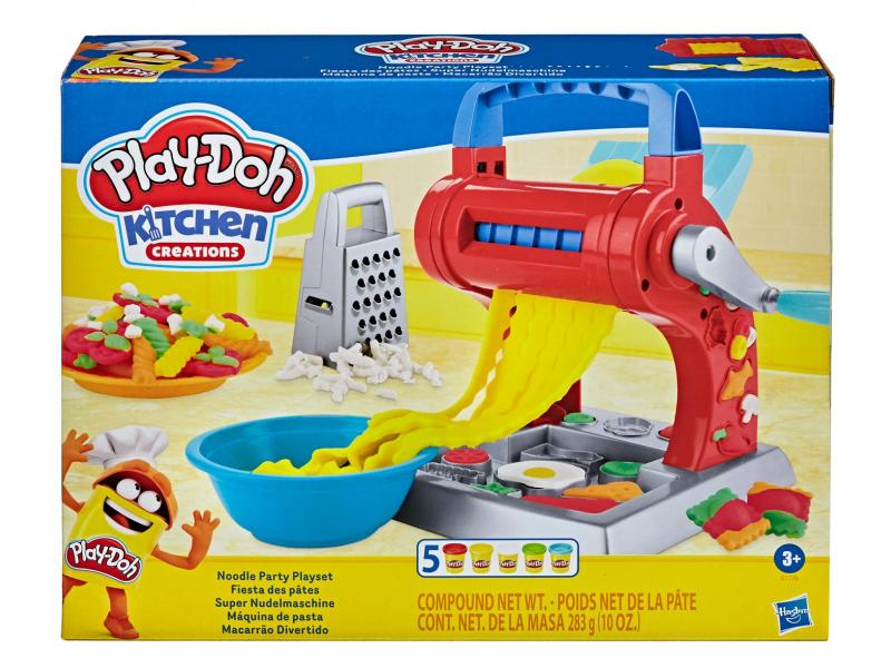 Play-Doh Makaronowa zabawa 2