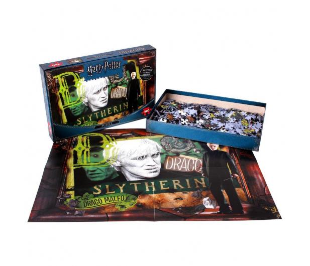 Puzzle Harry Potter Slytherine 500