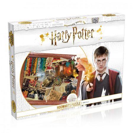 Puzzle 1000 Harry Potter Hogwarts