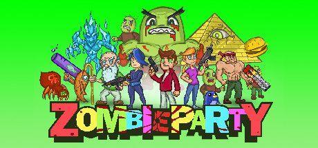 Zombie Party (PC) Klucz Steam