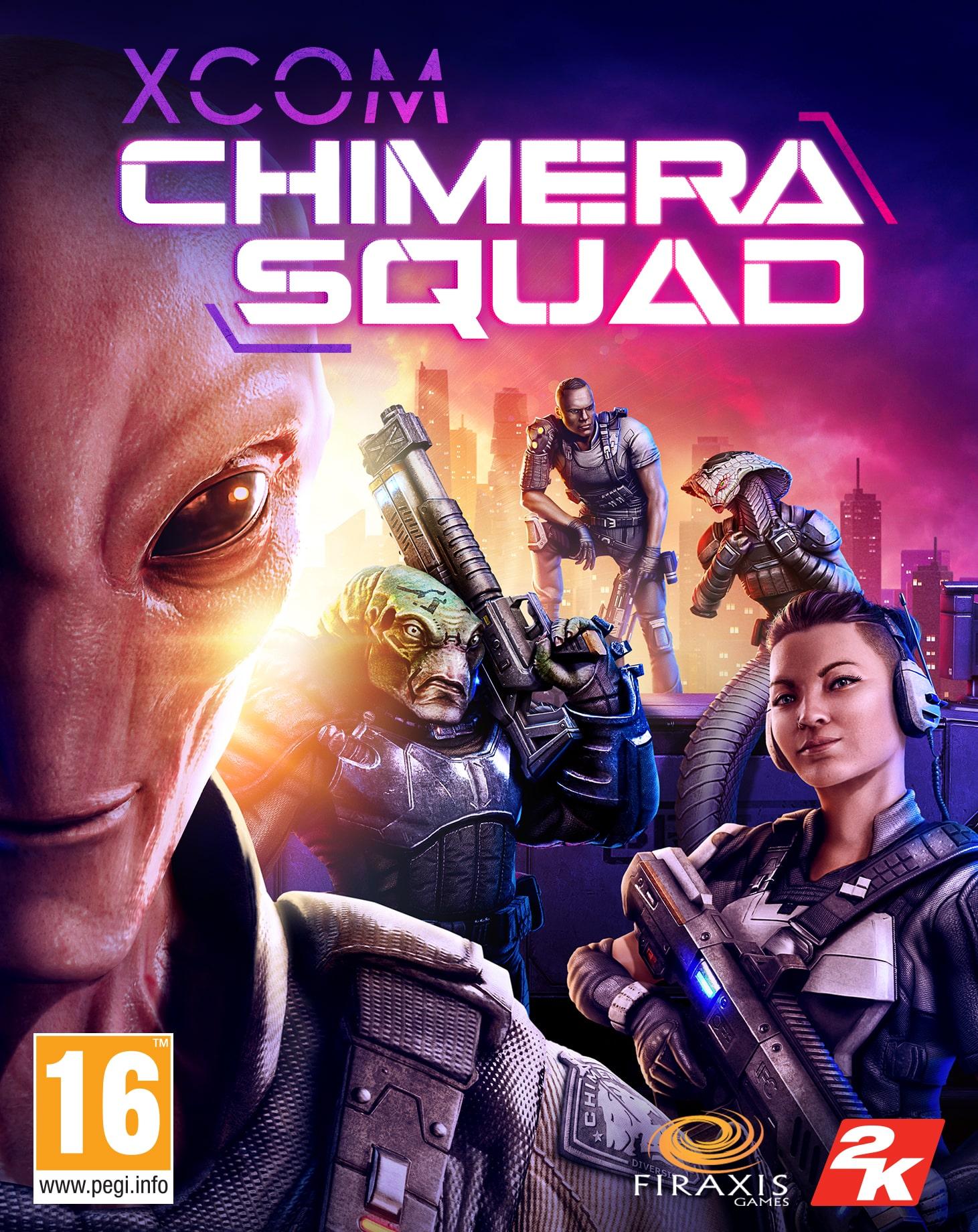 XCOM: Chimera Squad (PC) PL klucz Steam