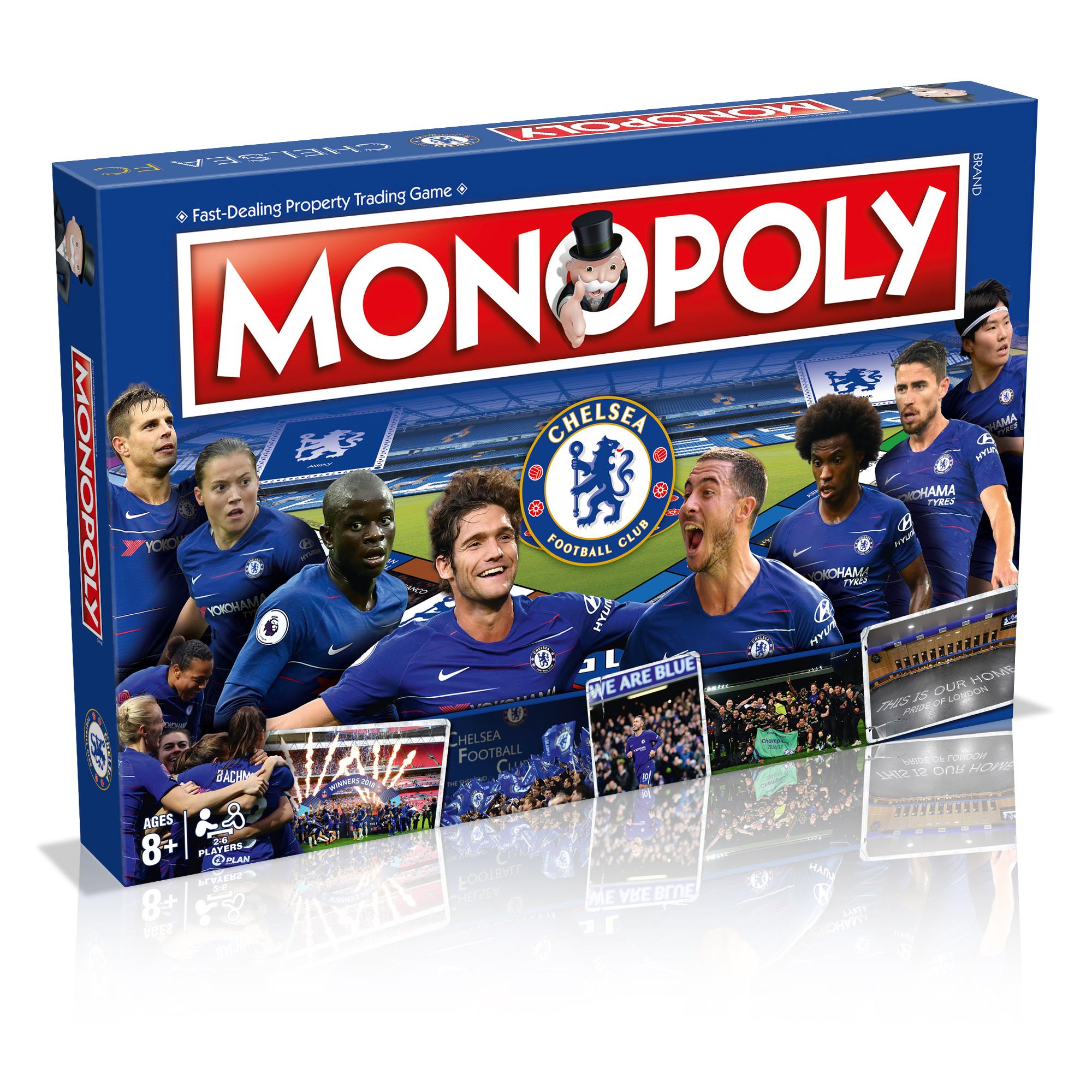 Monopoly: Chelsea FC ENG