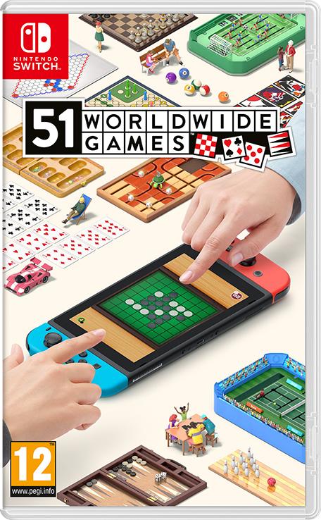 Worldwide Games (Switch) DIGITAL