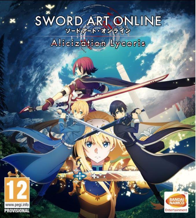 Sword Art Online Alicization Lycoris (PC) Klucz Steam