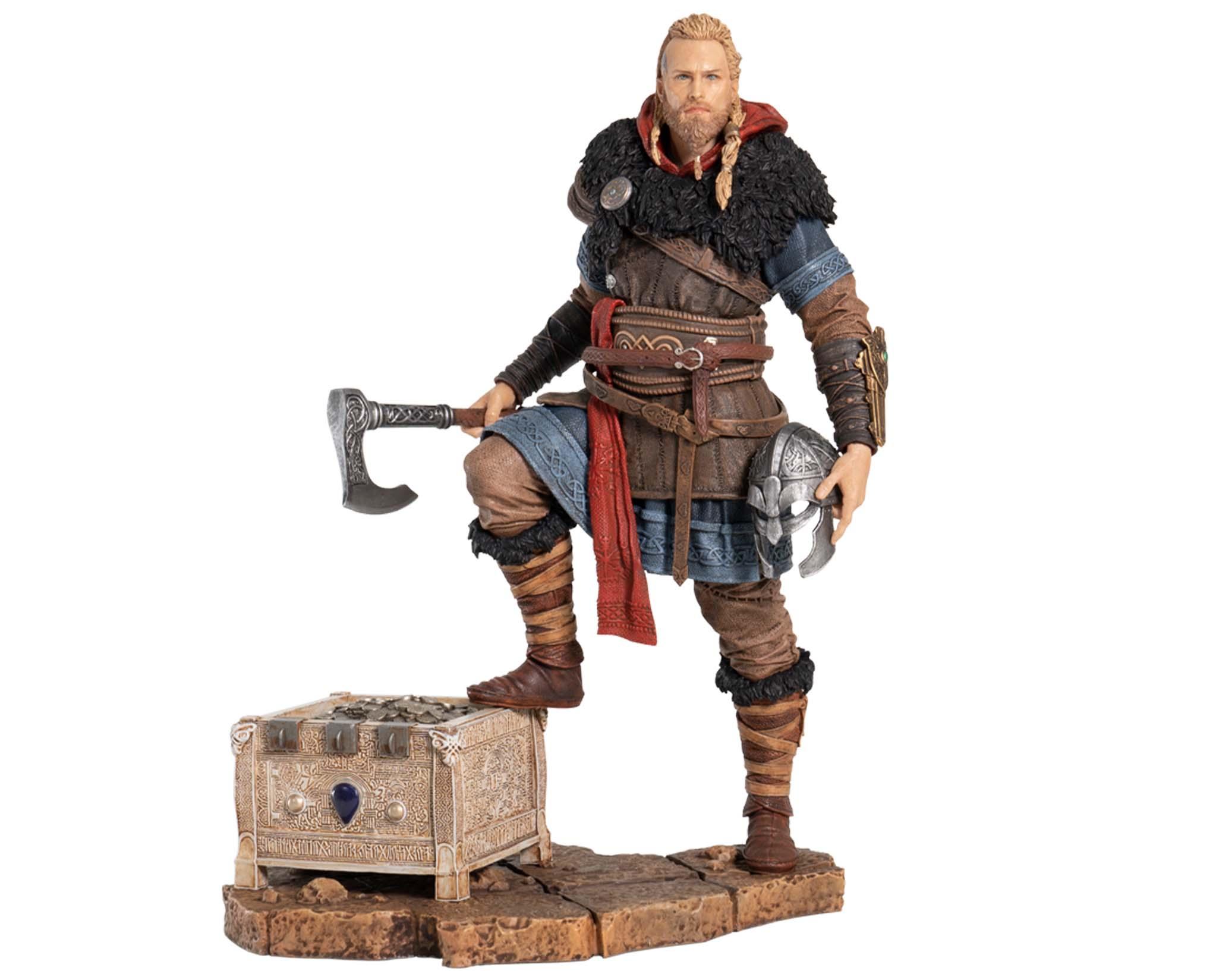 Assassin's Creed Valhalla Eivor Figurine