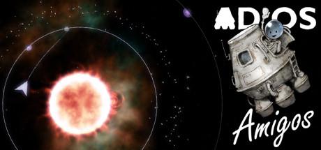 ADIOS Amigos: A Space Physics Odyssey (PC) Klucz Steam