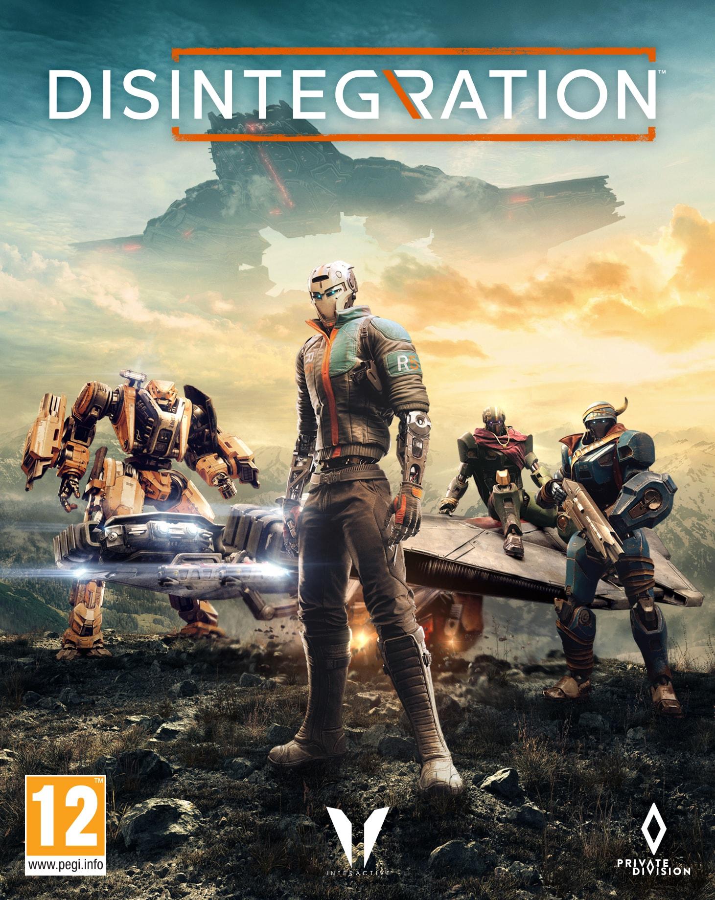 Disintegration (PC) Steam