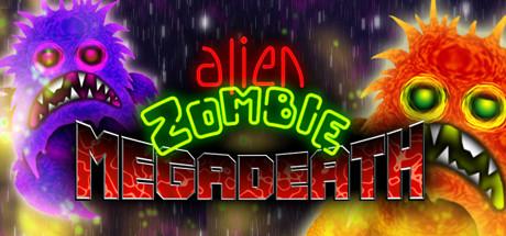 Alien Zombie Megadeath (PC) Klucz Steam