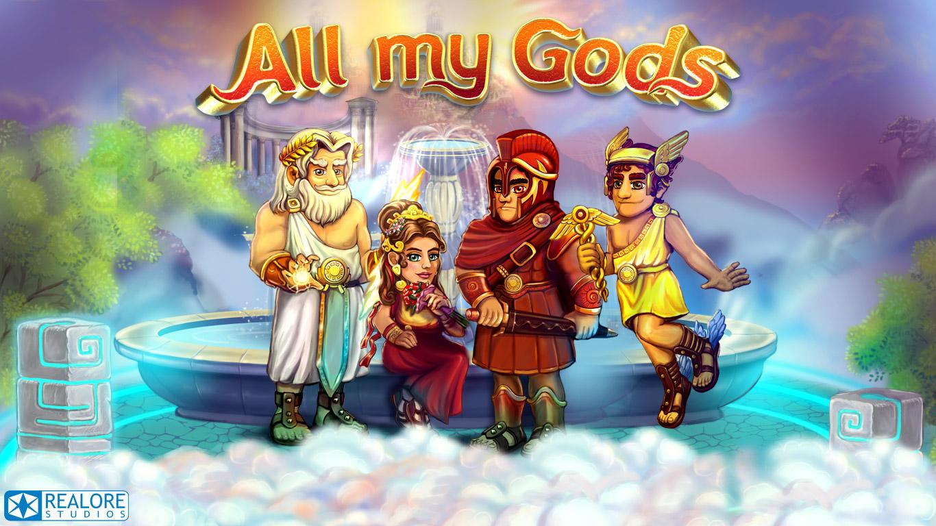 All My Gods (PC) Klucz Steam