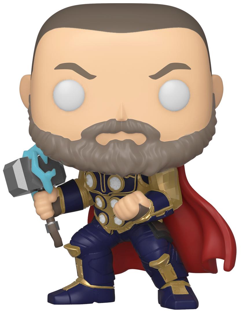 Funko POP Marvel: Avengers Game: Thor