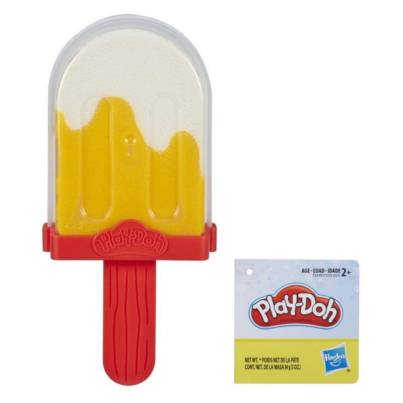 Play-Doh - Ciastolina Lody dla ochłody na patyku
