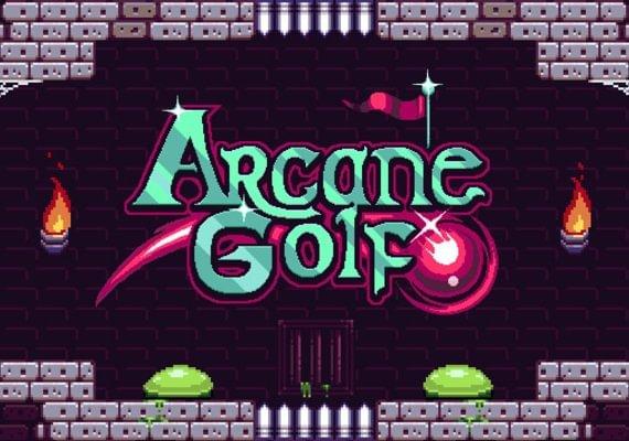Arcane Golf (PC) Klucz Steam