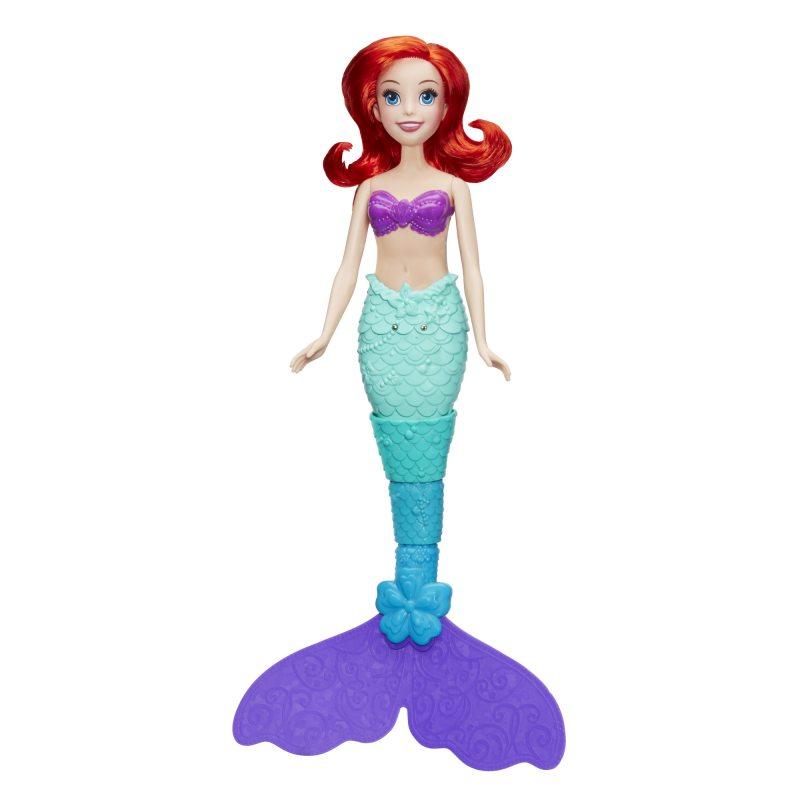 Lalka Disney Princess - Podwodne przygody Arielki