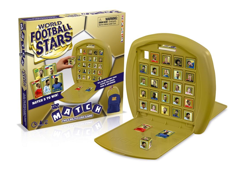Match Football Stars (gra planszowa)