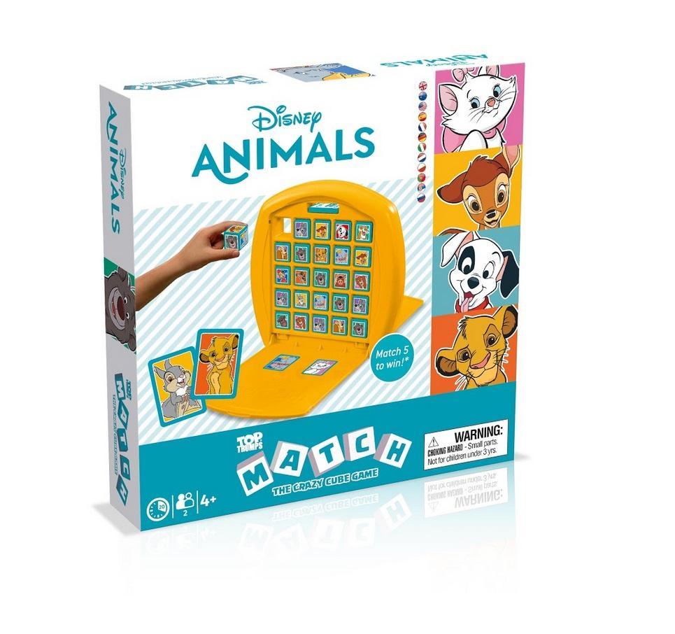 Match Disney Animals (gra planszowa)