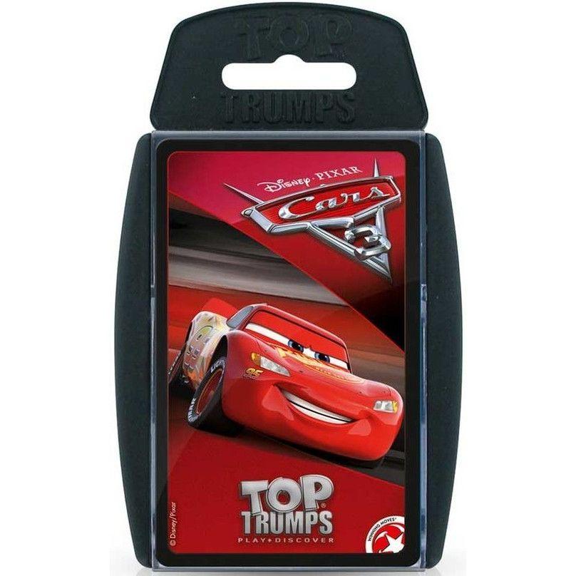 Top Trumps Cars 3 - Auta 3 (gra karciana)