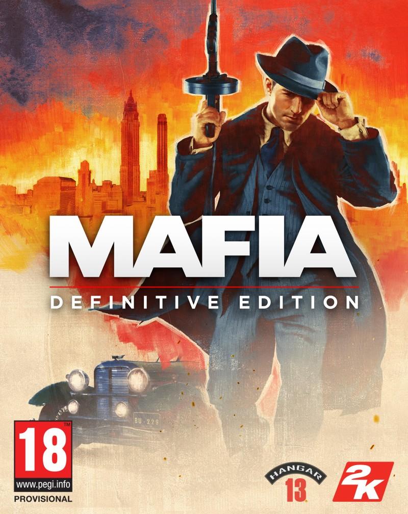 Mafia Edycja Ostateczna (PC) Klucz Steam
