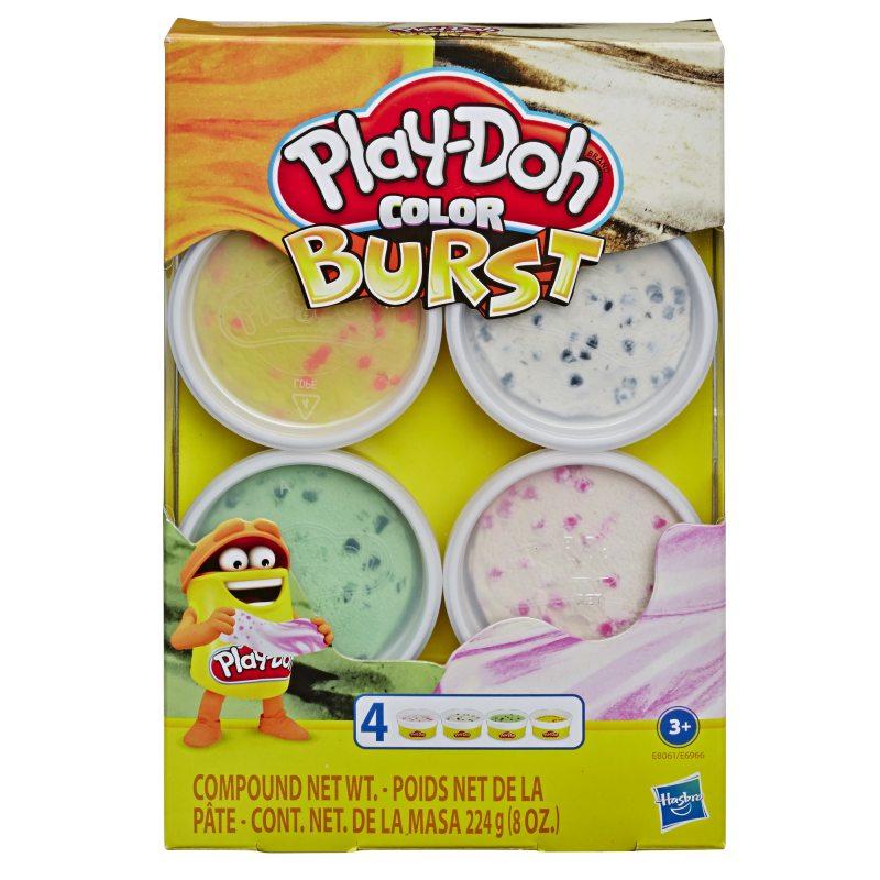 Ciastolina Wybuchowe kolory Lody Play-Doh