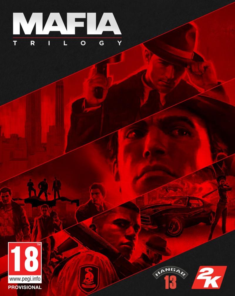 Mafia Trilogy (PC) Klíč Steam České titulky