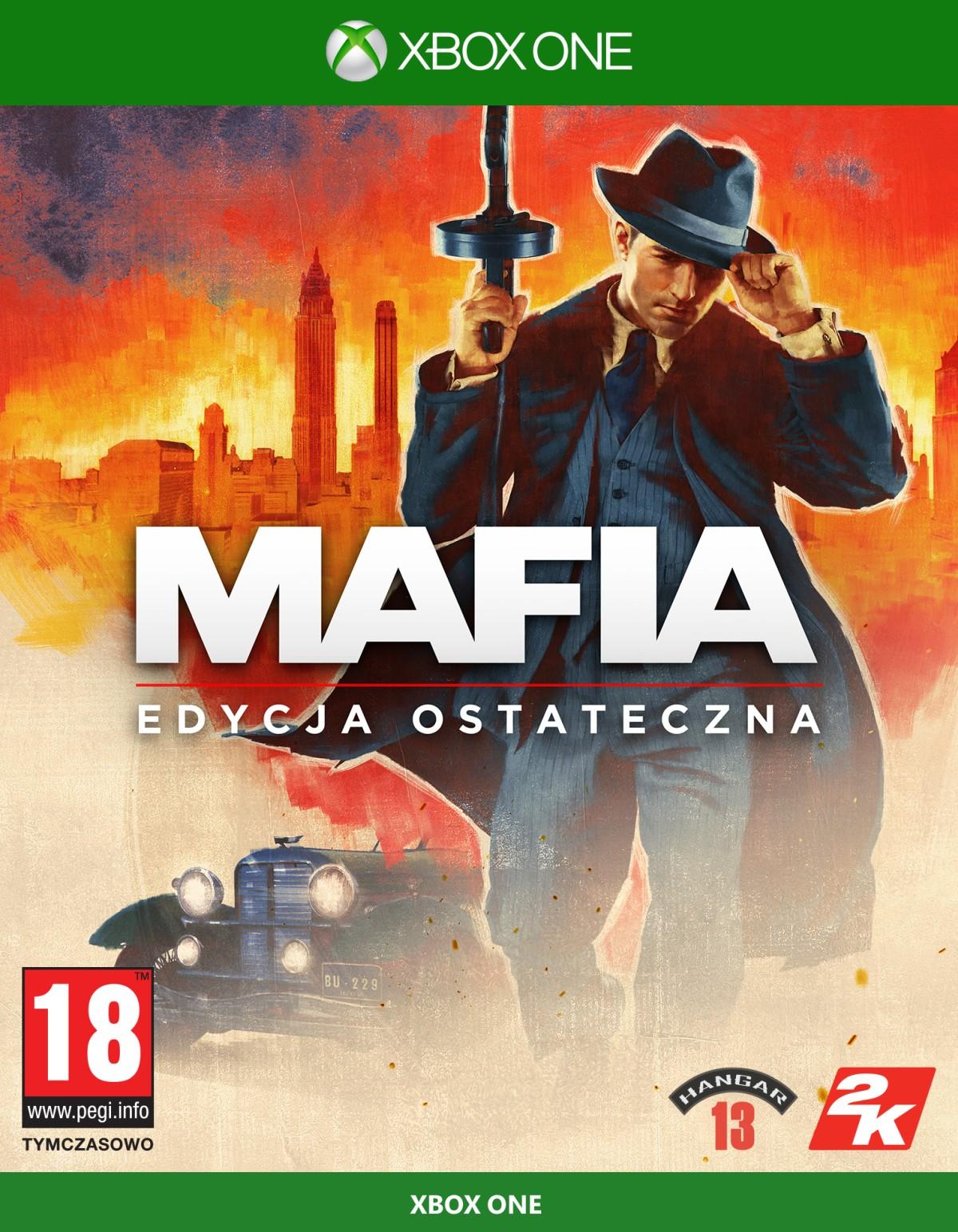 Mafia Edycja Ostateczna (XOne) + BONUS + Koszulka