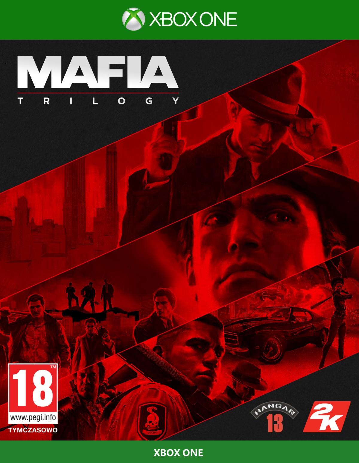 Mafia Trylogia (XOne) + BONUS + Koszulka
