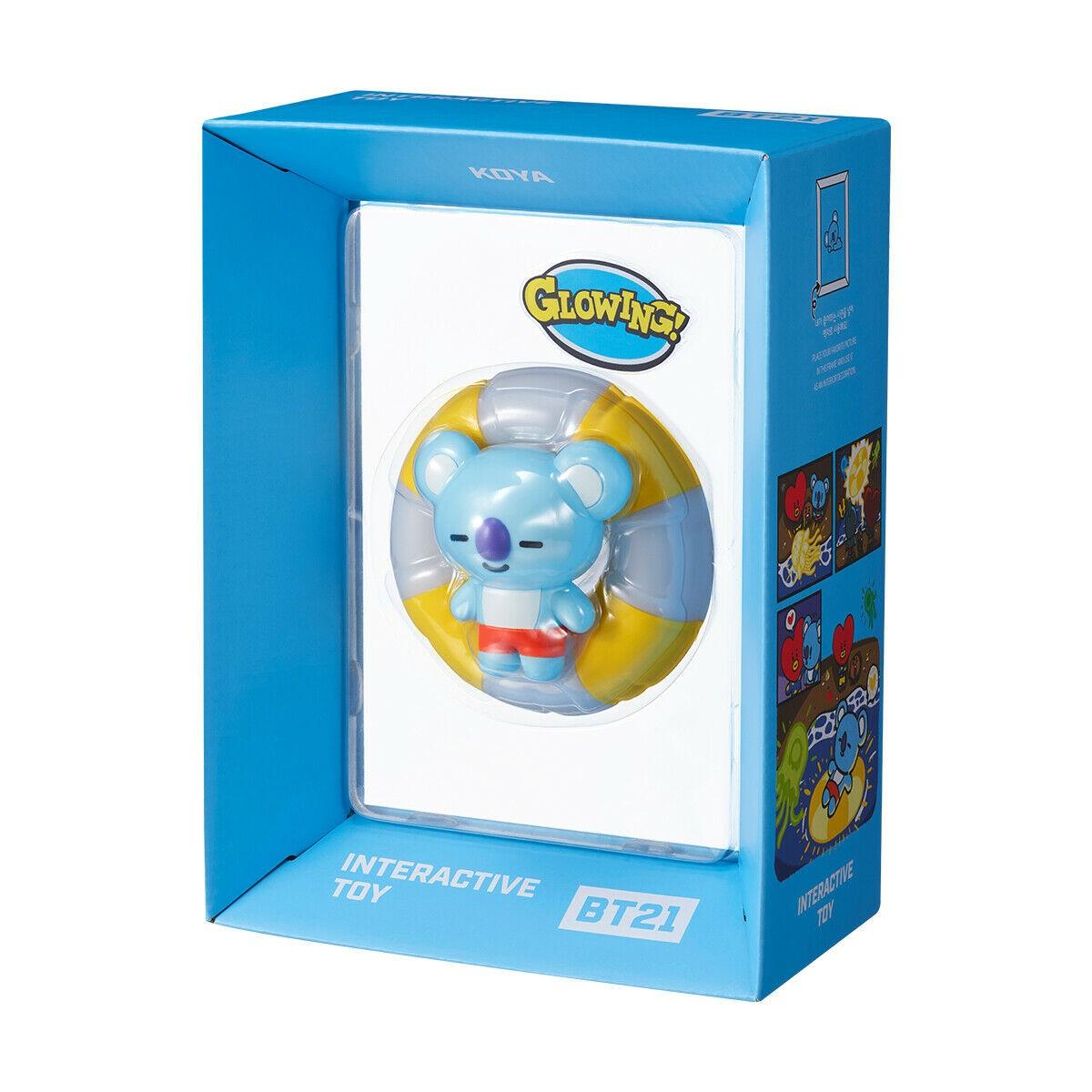 BT21 Interactive Toy Koya