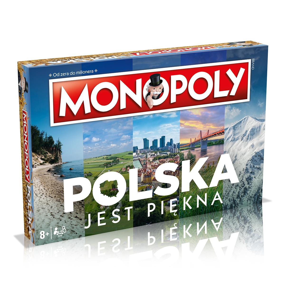 Monopoly: Polska jest piękna (gra planszowa)