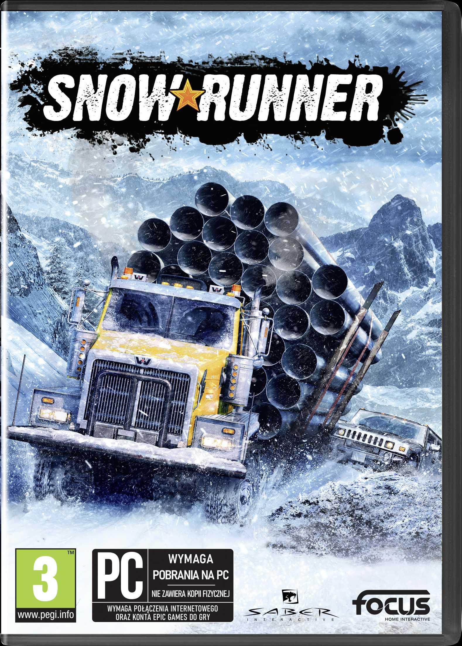 Snowrunner (PC) Epic Store