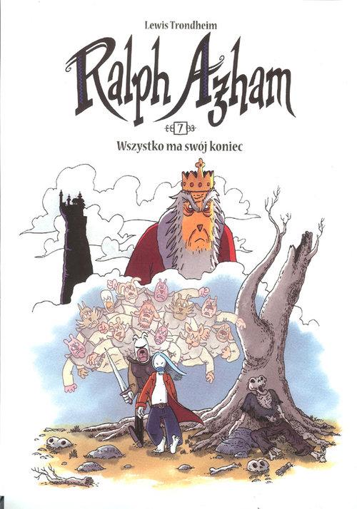 Ralph Azham 7 Wszystko ma swój koniec