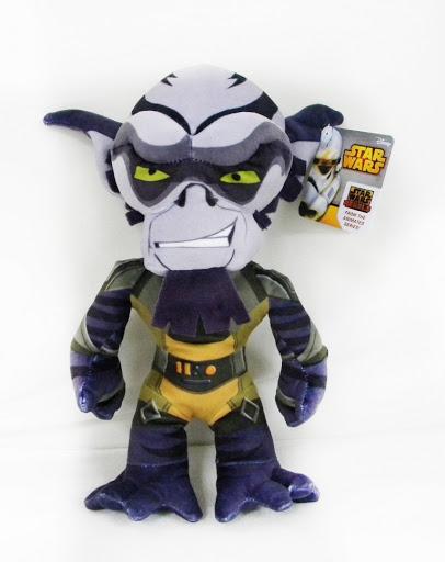 Star Wars Rebels: Pluszowy Zeb (25 cm)