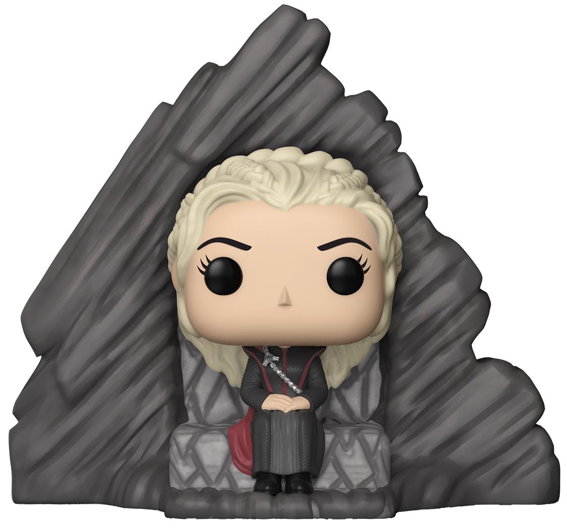 Funko POP Rides: Game of Thrones: Daenerys on Dragonstone Throne