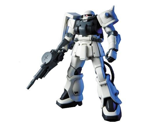 HGUC 1/144 MS-06F-2 ZAKU II F2