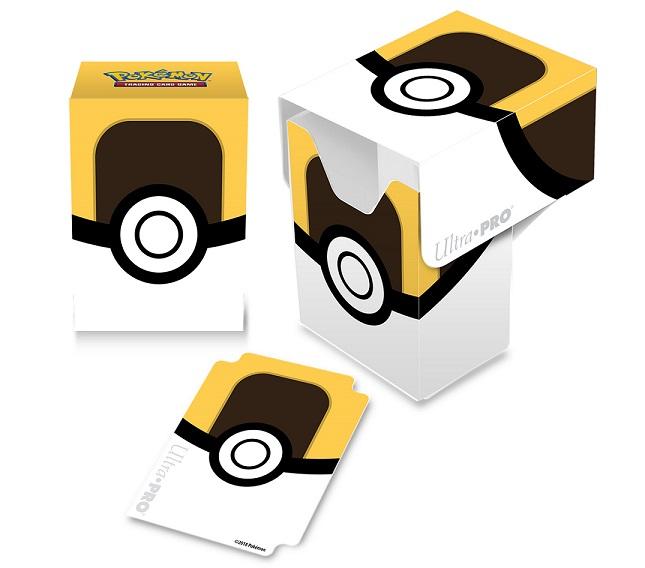 Deck Box Pokemon - Ultra Ball
