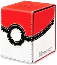 Alcove Flip Box Pokemon - Poke Ball