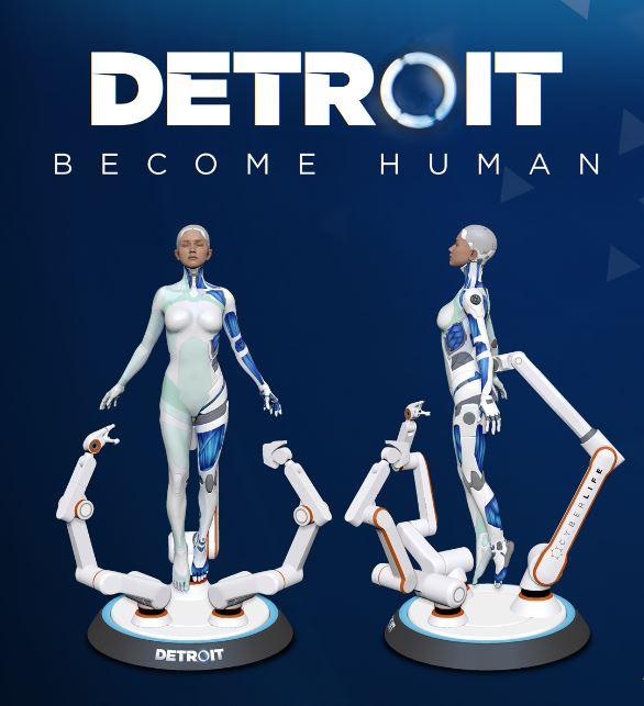 Detroit Become Human Edycja Kolekcjonerska (PC)