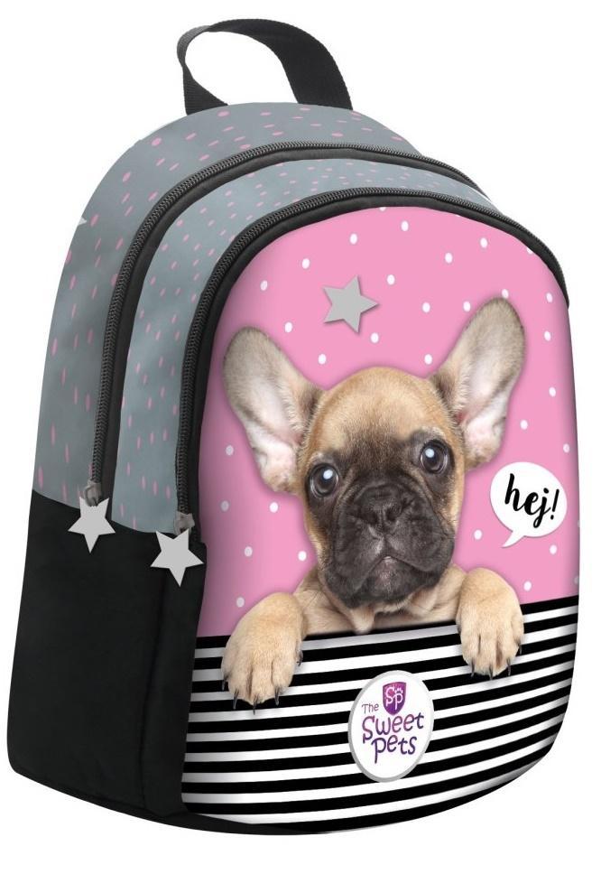 Plecak mały The Sweet Pets Pies