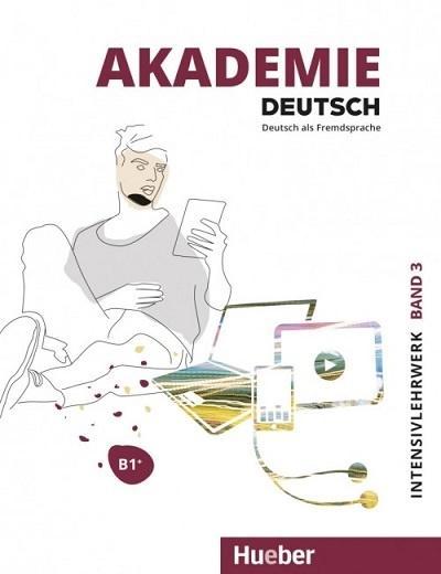 Akademie Deutsch B1+ T.3 + kurs online HUEBER