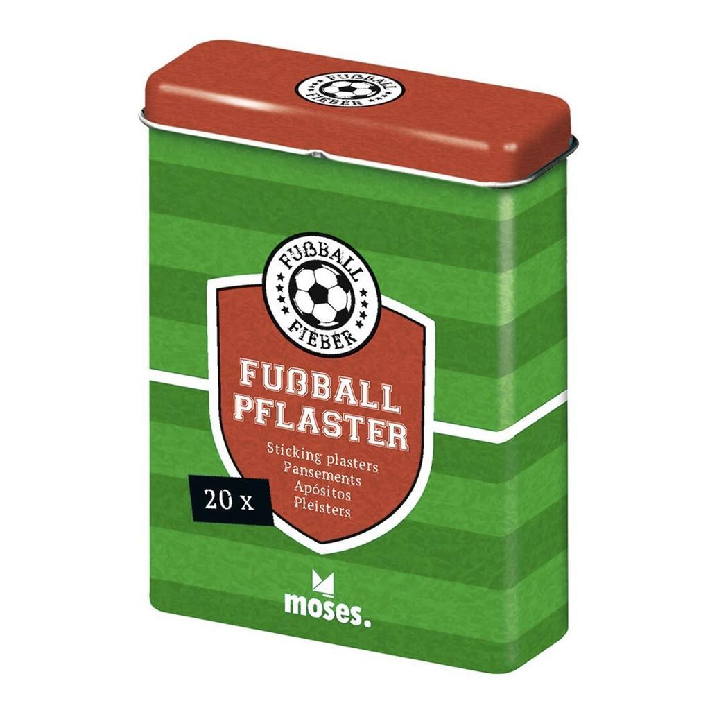 Plastry z opatrunkiem dla dzieci - Futbol