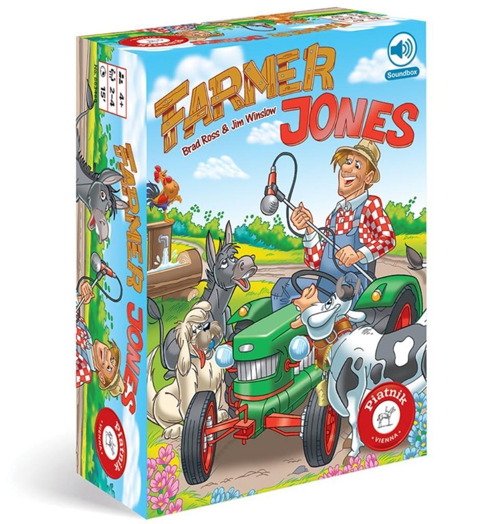 Farmer Jones (gra planszowa)