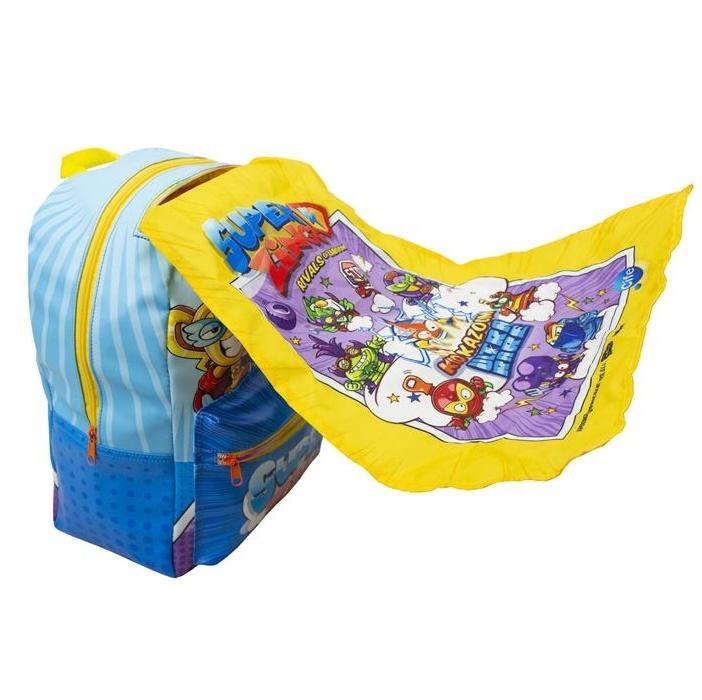 Super Zings - Plecak z peleryną