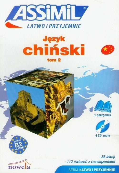 Chiński łatwo i przyjemnie T.2 + CD ASSIMIL
