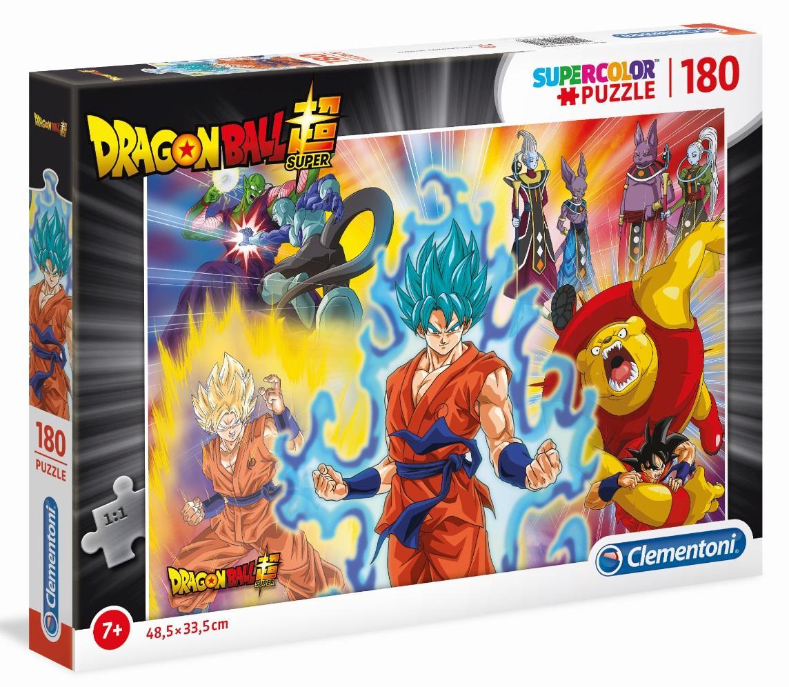 Puzzle 180 Super Kolor Dragon Ball