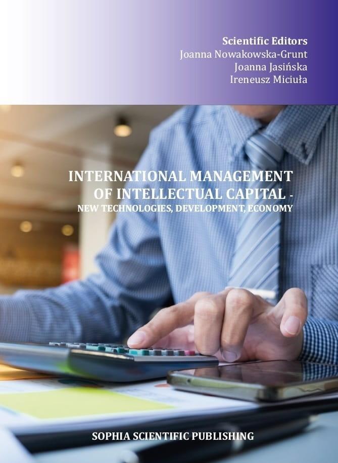 International Managment of Intellecectual Capital