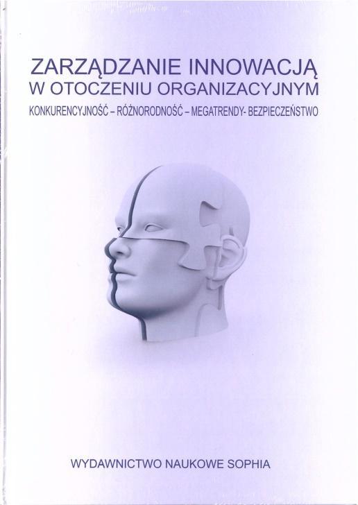 Zarządzanie innowacją w otocz. organizacyjnym