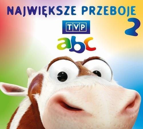 Największe przeboje TVP ABC cz.2 książka + CD